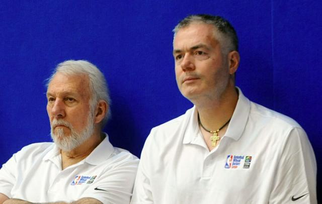 Greg Popovic i Dejan Tomasevic/KSS