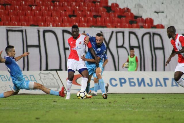 Суперлига Србије: Прва победа Војводине, пала Бачка (2:0)