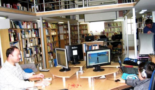 Biblioteka u Kovačici Foto: Dnevnik.rs