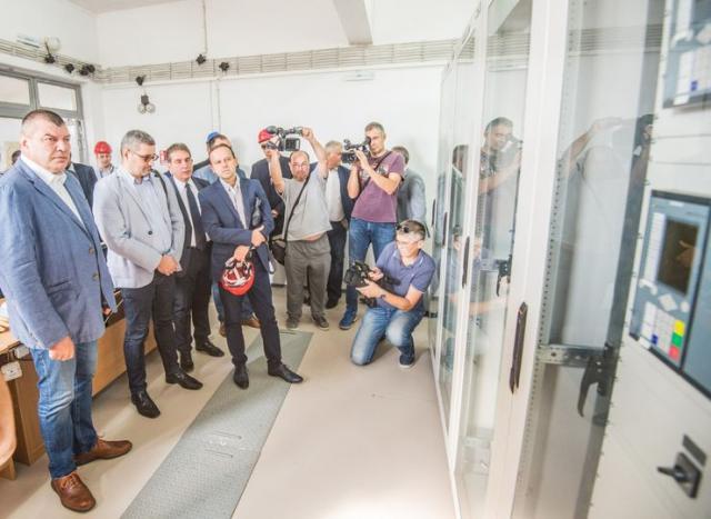 EPS je u subotičke trafostanice uložio tri miliona evra Foto: Dnevnik.rs
