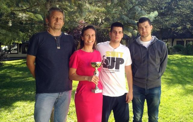 Bosnjak, Uzelac, Djurnic i Popovic vicesampioni u Sportskim susretima sindikata