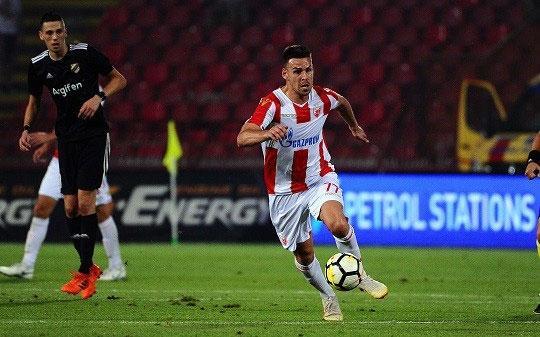 Marko Gobeljic/FK Crvena zvezda