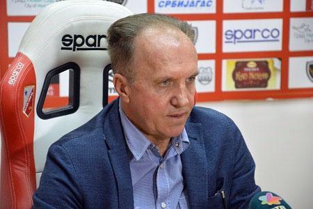 Dragomir Okuka/FK Vojvodina