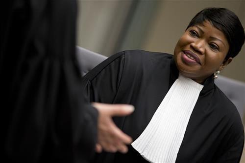 Tužiteljka u Hagu Foto:AP Photo/Peter Dejong, Pool