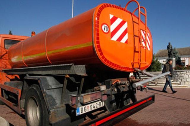 nafta cisterna