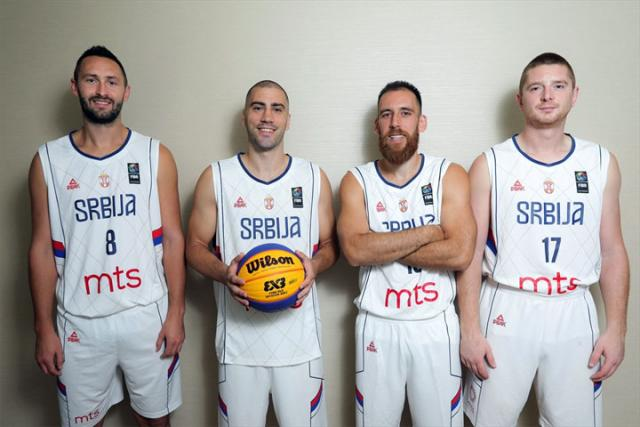 Srbija 3x3 EP/KSS