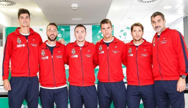 Dejvis kup tim Srbije/Fonet