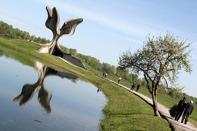jasenovac, tanjug
