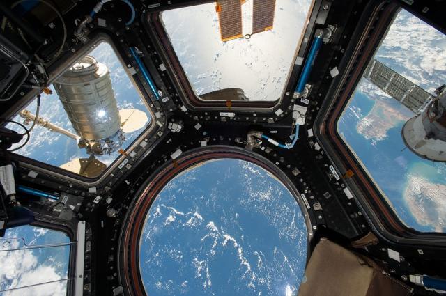 svemirska stanica pixabay
