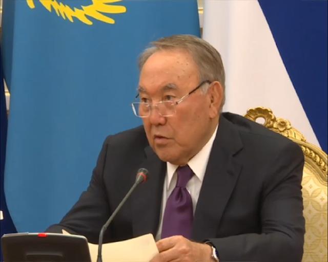 Predsednik Kazahstana Nursultan Nazarbajev Foto: Tanjug