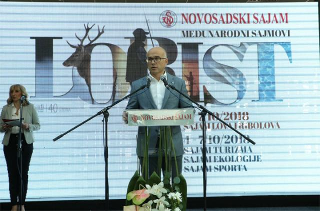Milos Vucevic/Lorist Novosadski sajam