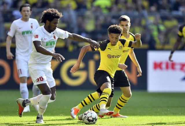 Dortmund Augsburg/Fonet