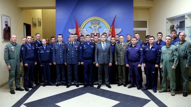 Uspešna vežba srskih i ruskih pilota Foto: Tanjug