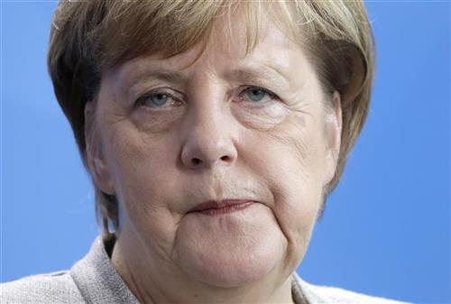 Nemačaka kancelarka Angela Merkel Foto: AP Photo/Michael Sohn