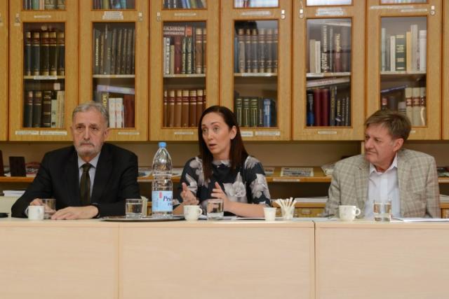 Sastanak sa direktorima matičnih biblioteka AP Vojvodine Foto: Pokrajinska vlada