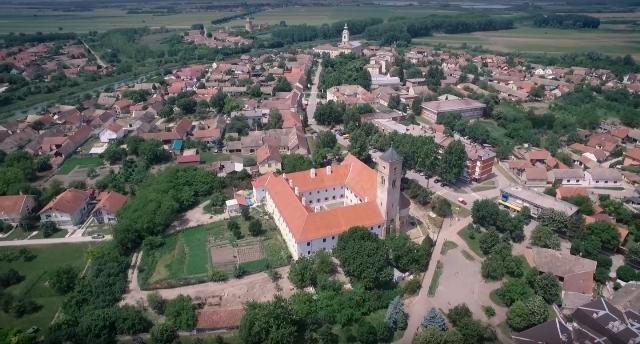 bac franjevacki samostan