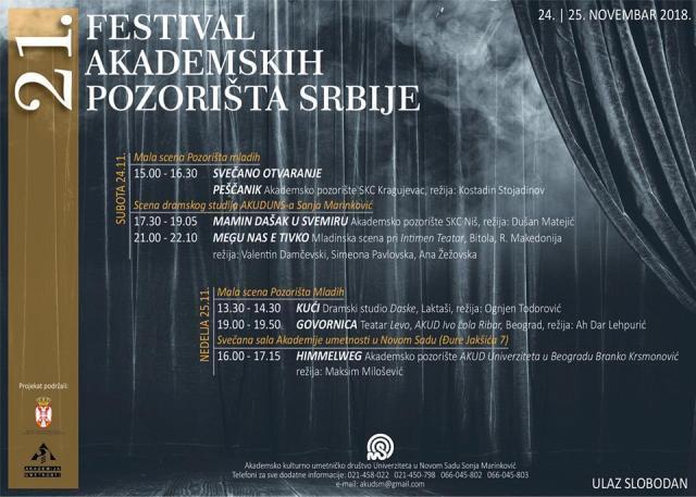festival pozoriste mladih