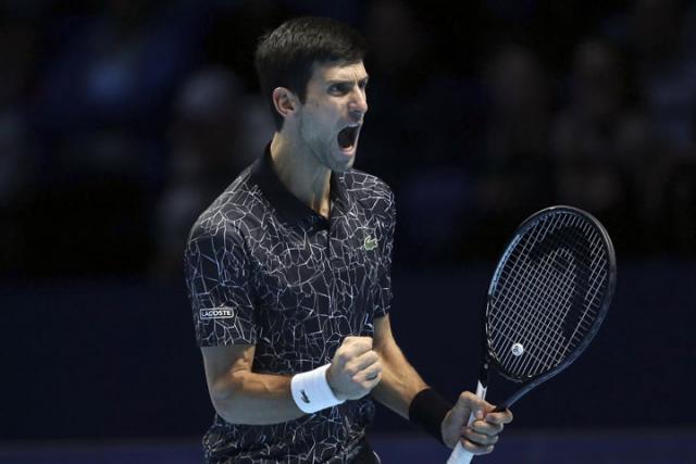Novak Djokovic/Fonet/АП