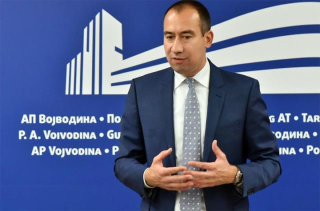 Radojevic Vuk/Pokrajinska vlada