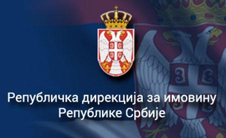 Republicka direkcija za imovinu Republike Srbije