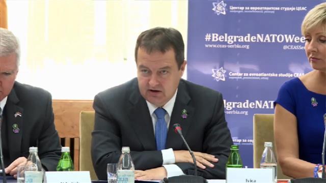 Ministar spoljnih poslova Ivica Dačić Foto: Tanjug/video