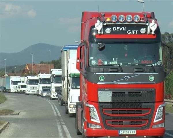 kamioni saobracaj