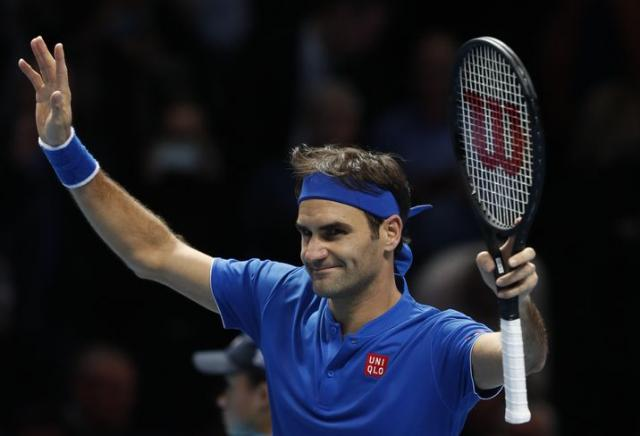 Federer savladao Tima  Foto: AP Photo/Alastair Grant