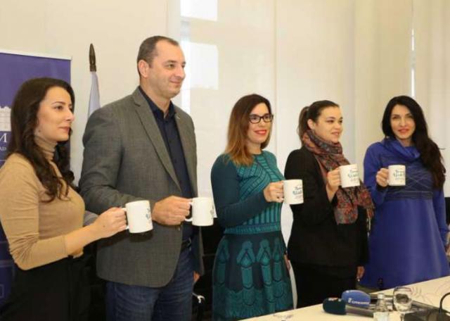 """Predstavljanje manifestacije""""Novosadski Winter Fest"""" Foto:novisad.rs"""