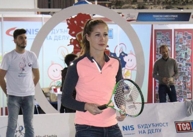 Bojana Jovanovski Foto: Teniski savez Srbije