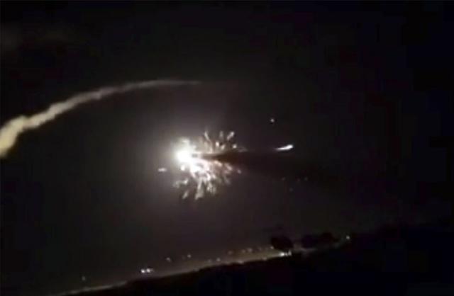 Bombardovanje Sirije od Izraela/Fonet