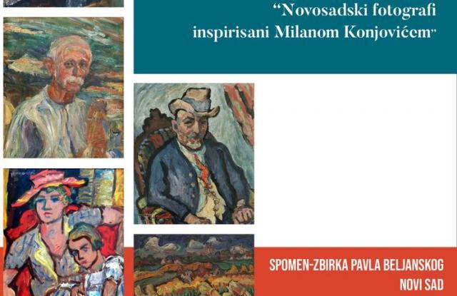 "Izložba ""Novosadski fotografi inspirisani Milanom Konjovićem"" Foto:promo"