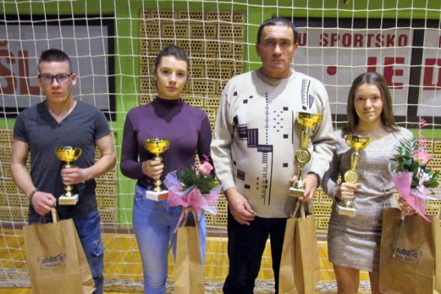 Najbolji sportisti Opstine Becej/S. Davidovic