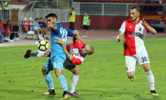 FK Vojvodina FK Backa/J. Grlic