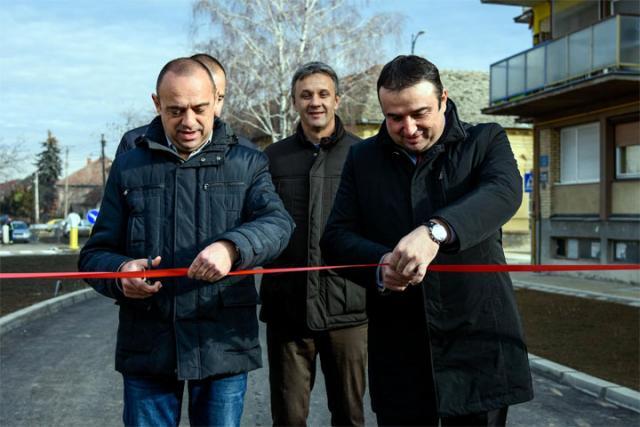 Milicevic, Tosic i Batez u Beceju/Pokrajinska vlada