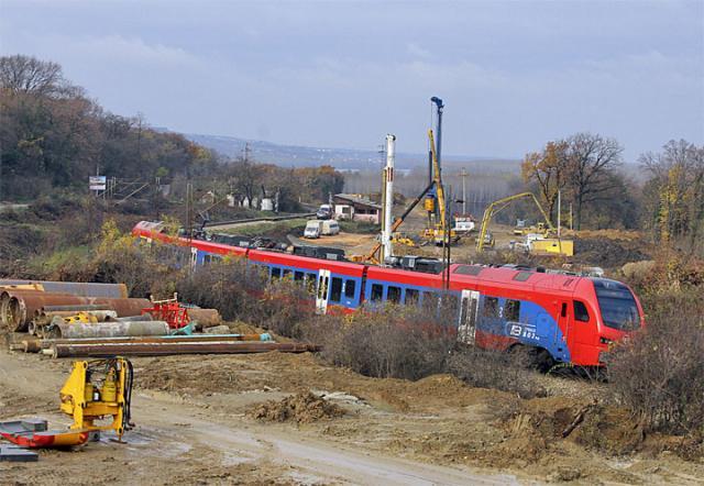 Brza pruga kod Cortanovaca/F. Bakic