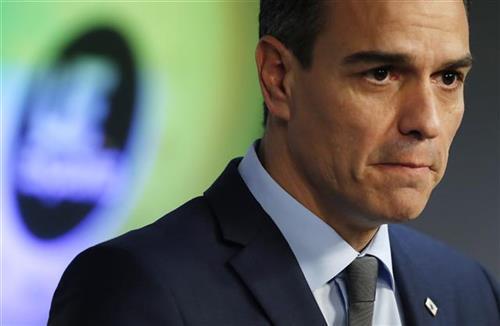 Premijer Španije Pedro Sančez Foto: AP Photo/Alastair Grant