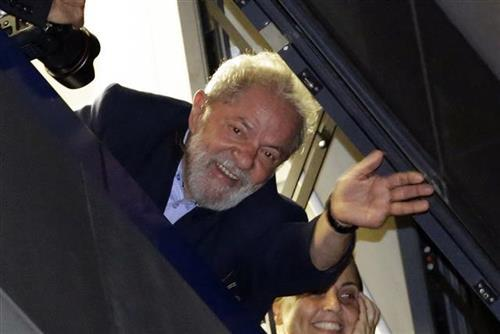 Predsednik Brazila Mišel Temer Foto: AP Photo/Nelson Antoine