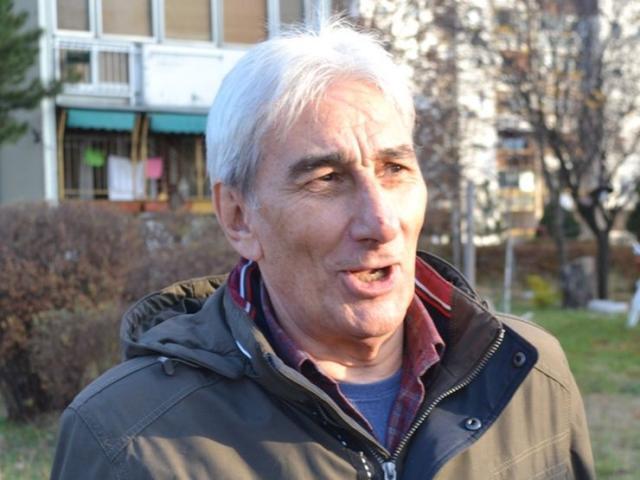 Jova Radovanović Foto:Dnevnik.rs/ S. Šušnjević