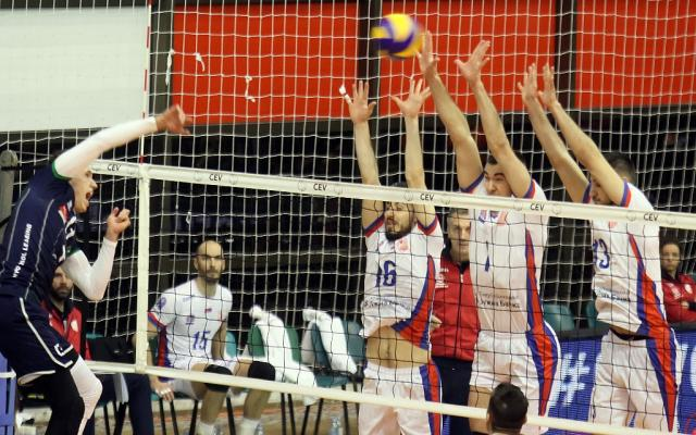 Vojvodina NS Seme NOVI SAD vs Hypo Tirol AlpenVolleys HACHING 21