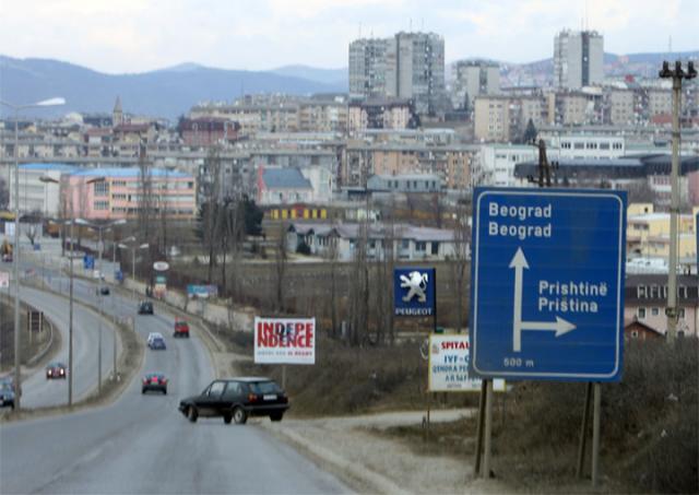 Dijalog Beograd Pristina/F. Bakic