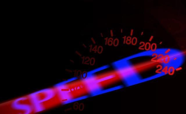 brzina brza voznja