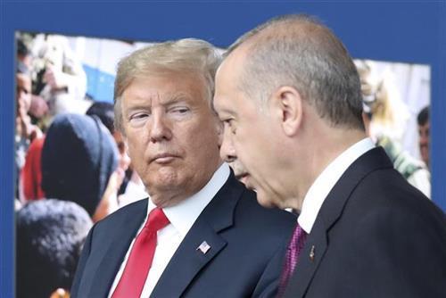 tramp i erdogan, tanjug ap