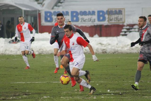 """S utakmice na """"Karađorđu"""" Foto: J. Grlić"""