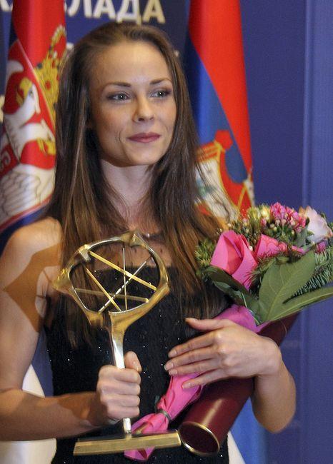 Ana Đurić, prvakinja Baleta Srpskog narodnog pozorišta Foto:Dnevnik.rs/ F. Bakić
