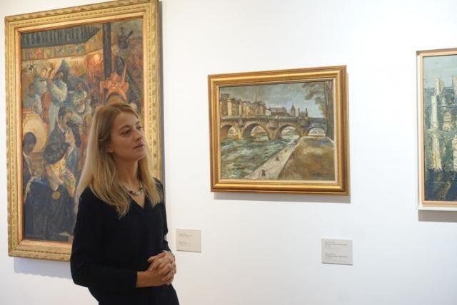Dr Dijana Metlić, istoričarka umetnosti Foto: GMS