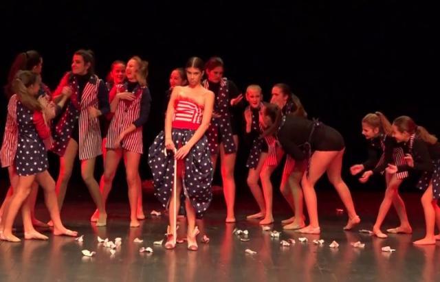 Glavna uloga poverena je balerini Uni Duraković Foto: Jutjub