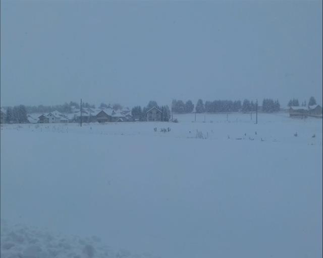 Sneg u Sjenici Foto: Tanjug/video