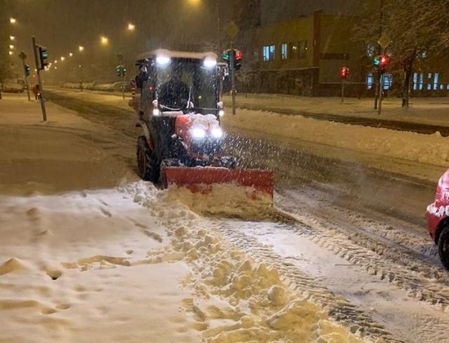 Zimske službe  na terenu Foto: Dnevnik.rs