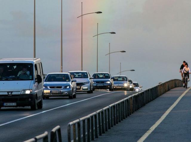 Za bolje puteve, mostove, pešačke i biciklističke staze Foto: arhiva Dnevnika