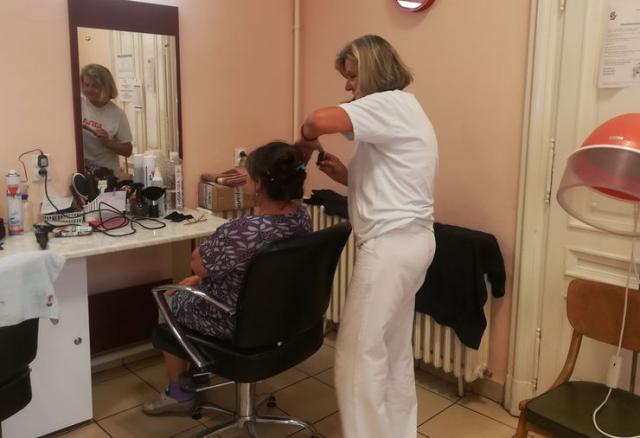 u frizerskom salonu Foto: dnevnik.rs